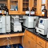 Waters analytical HPLC and UPLC systems
